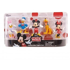 Disney Mickey Mouse Collectible Figure Set