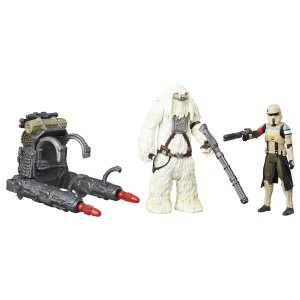 Star Wars Rogue One Scarif Stormtrooper and Moroff Deluxe Pack