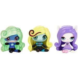 Monster High Minis #5 Toy Figure (3 Pack)