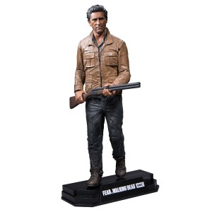 "McFarlane Toys Fear The Walking Dead TV Travis Manawa 7"" Collectible Action Figure"