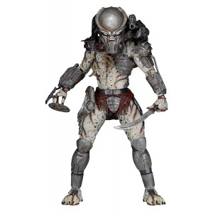 NECA Scale Series 16 Ghost Predator Action Figure, 7""