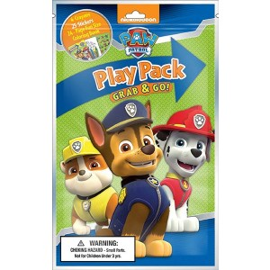 Paw Patrol Grab n Go Play Packs (12 Packs) by Bendon