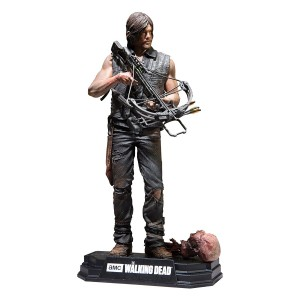 """McFarlane Toys The Walking Dead TV Daryl Dixon 7"""" Collectible Action Figure"""