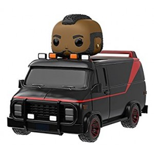 Funko POP Ride: A-Team Van with B.A. Baracus Action Figure