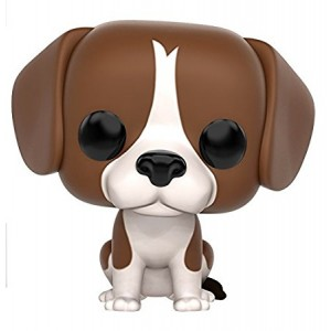 Funko POP Pets: Pets - Beagle Action Figure