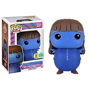 Funko Pop Movies Willy Wonka and the Chocolate Factory #331 Violet Beauregarde Summer Convention Exclusive