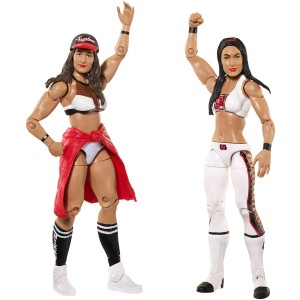 WWE Nikki Bella and Brie Bella Action Figure (2 Pack)