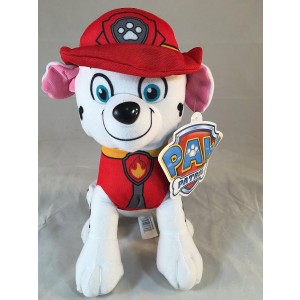 "Nanco Paw Patrol Marshall 10"" Fire Dalmation Dog Nickoleon"