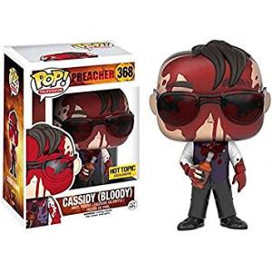 Funko Pop Television Preacher Exclusive Bloody Cassidy Vinyl Figure