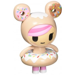 Tokidoki Donutella and Her Sweet Friends Action Figure