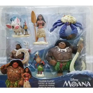 Disney Collection Moana Figurine Playset