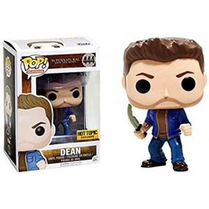 OPP Funko Pop! Television Supernatural Dean #444 (with Blade and Mark ) Exclusive