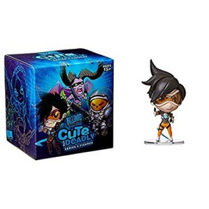 Cute But Deadly Series 2 Vinyl Figure Tracer from Overwatch