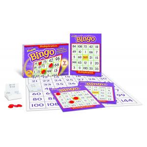 Trend Enterprises Inc Multiplication Bingo Game