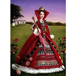 Mattel Queen of Hearts Barbie