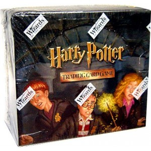 Wizards of the Coast Harry Potter Card Game - Adventure At Hogwarts Booster Box - 36P11C