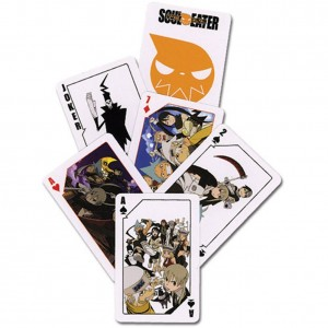 Great Eastern Soul Eater Playing Cards