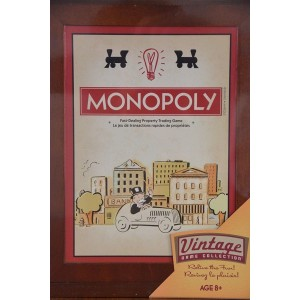Parker Brothers Monopoly Vintage Game Collection