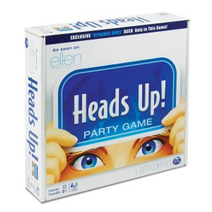 Spin Master Games Head's Up Party Game