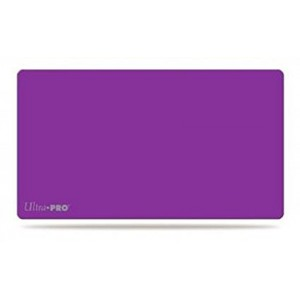 Ultra Pro Solid Purple Play Mat Card Game