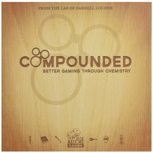 Dice Hate Me Games Compounded Board Game