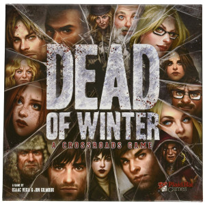 Plaid Hat Games Dead of Winter Crossroads Game