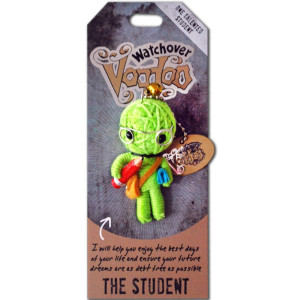 Watchover Voodoo The Student Novelty
