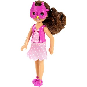 Barbie Sisters Chelsea and Friends Doll, Owl