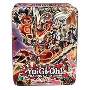 Yu-Gi-Oh! Yugioh 2014 Mega Tin BUJINTEI SUSANOWO w/ 3 mega-packs and 3 foil variant