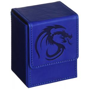 BCW LX Deck Case, Blue