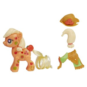 My Little Pony Pop Cutie Mark Magic Applejack Style Kit