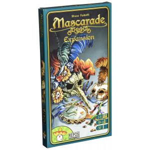 Asmodee Mascarade Expansion Board Game