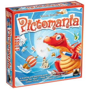 Stronghold Games Pictomania Game Board Game