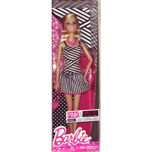 Barbie Pink and Fabulous Collection 2 Look 1