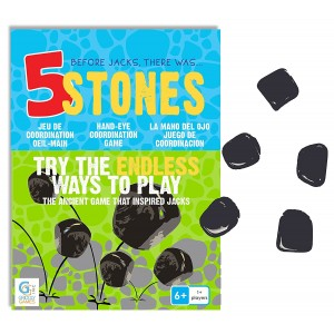 Griddly Games 5 Stones: Hand Eye Coordination Game