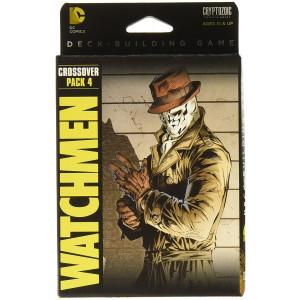 Cryptozoic Entertainment DC Comics Deck Building Watchmen Card Game