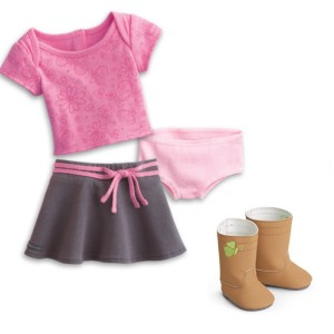"American Girl MYAG True Spirit Outfit for 18"" Dolls"