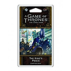 Fantasy Flight Games A Game of Thrones LCG 2nd Edition: The King's Peace Game