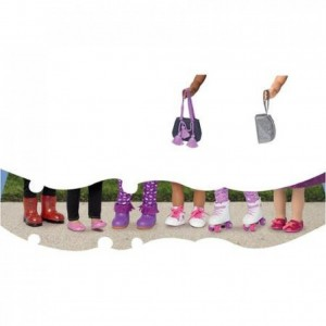 myLife Brand Products My Life As Shoes and Bag Doll Gift Set