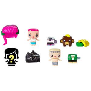Mattel My Mini MixieQ's Drummer, 4-Pack