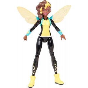 """Mattel DC Super Hero Girls Bumble Bee 6"""" Action Figure"""