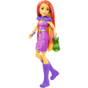 "Mattel DC Super Hero Girls Starfire Action Doll, 12"""