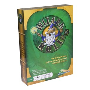 RoosterFin Wizard Roll - The Educational Dice Matching Pattern Building Family Game for Kids and Adults, Ages 7 and Up