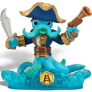 Activision Skylanders SWAP Force Character Wash Buckler (Includes Trading Card and Internet Code, no retail packaging)