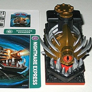 Activision Nightmare Express Skylanders Trap Team Figure (includes card and code, no retail package)