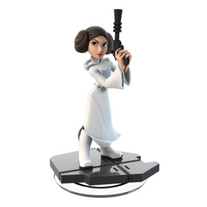 Disney Infinity 3.0 Edition: Star Wars Princess Leia Organa Single Figure (No Retail Package)