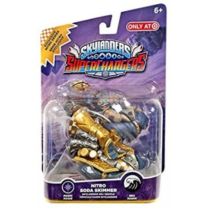 Skylanders SuperChargers Nitro Soda Skimmer Exclusive Vehicle