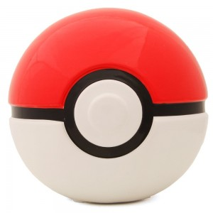 "FAB Starpoint Pokemon ""Pokeball"" Ceramic Bank in Color Box"