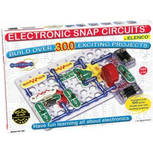 Elenco Snap Circuits SC-300 Electronics Discovery Kit