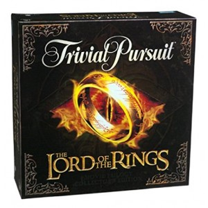 Trivial Pursuit: The Lord of the Rings Movie Trilogy Collector's Edition by Milton Bradley